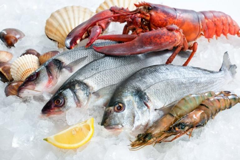 Beneficios asociados al consumo de marisco y pescados