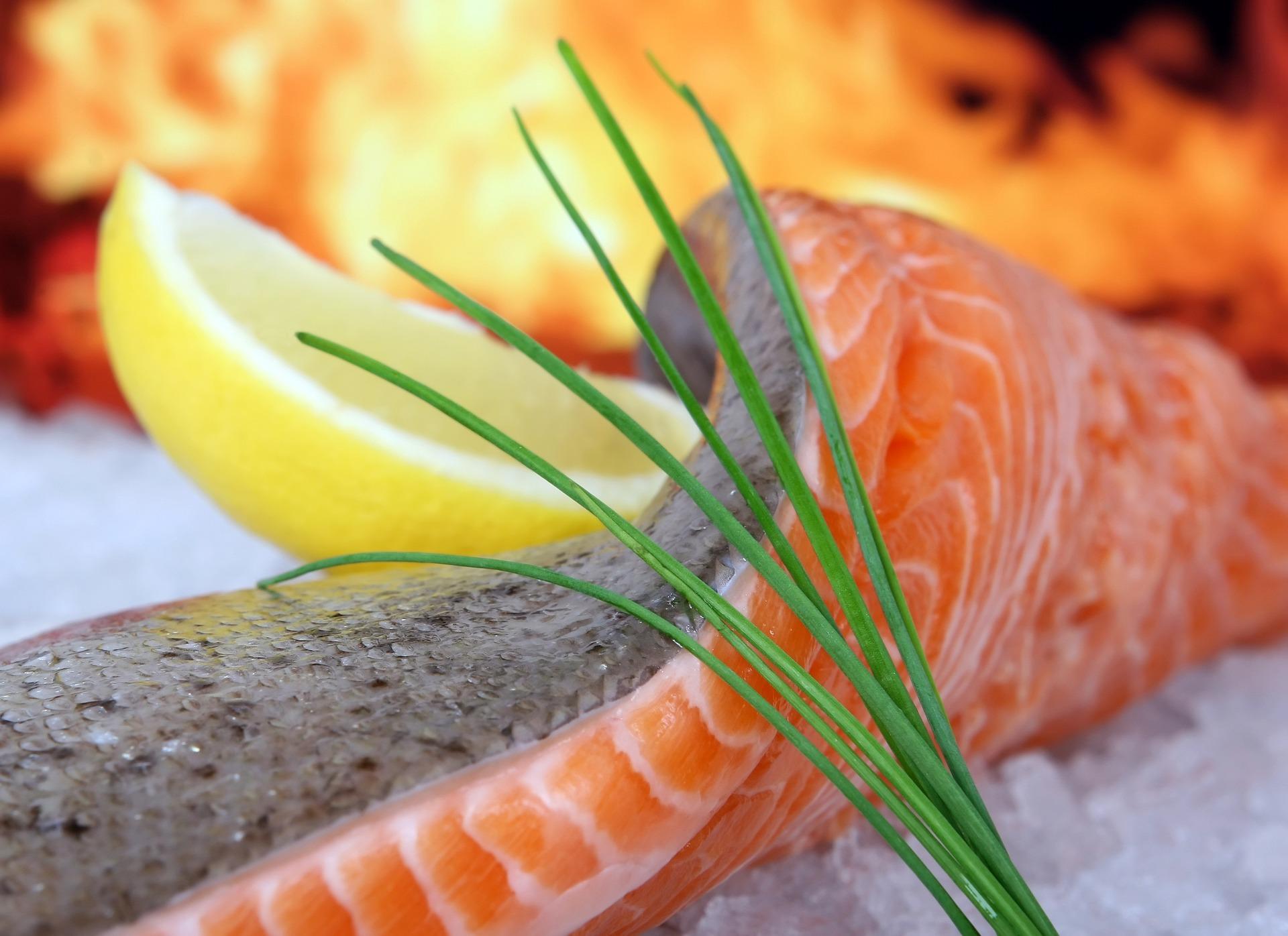 Beneficios del pescado en el embarazo