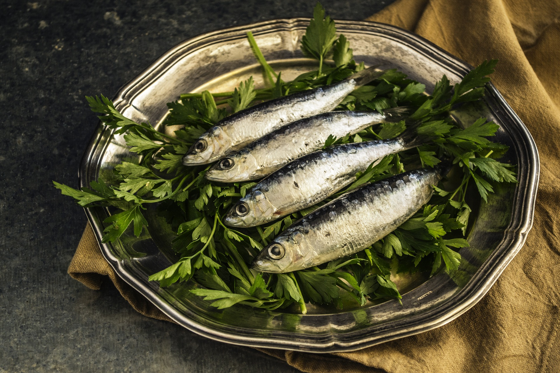 Sardinas: Fuente de omega 3
