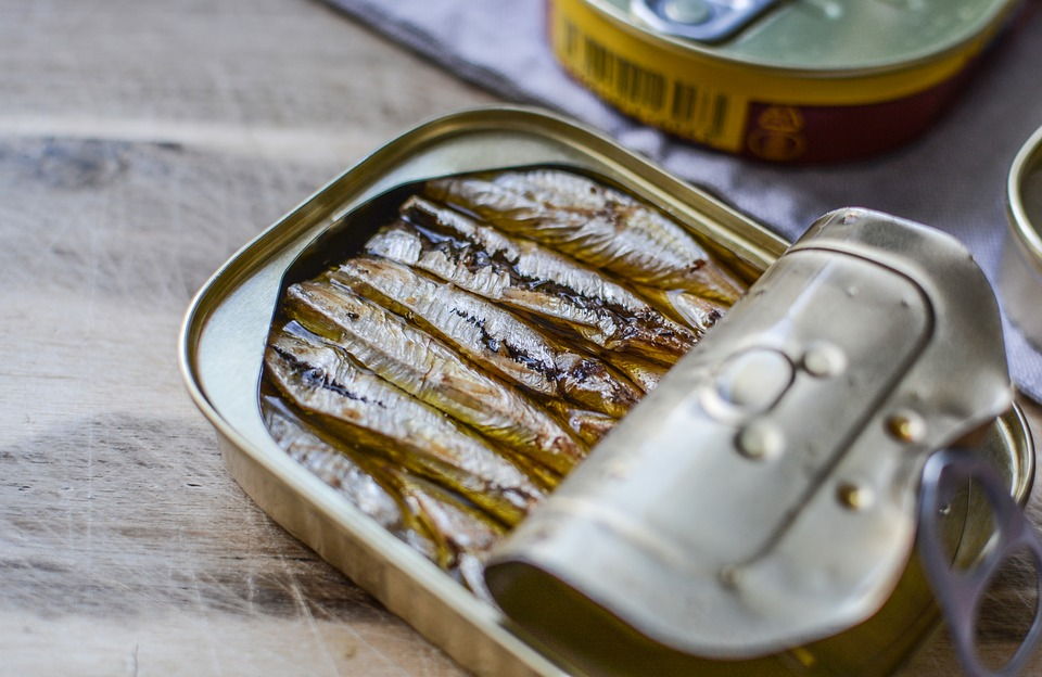 Sardinas: recetas de pescado rápidas para verano